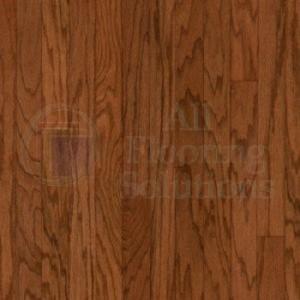"""Bruce COLONY Oak Gunstock Engineered Traditional Finish 3"""" (Hardwood"""