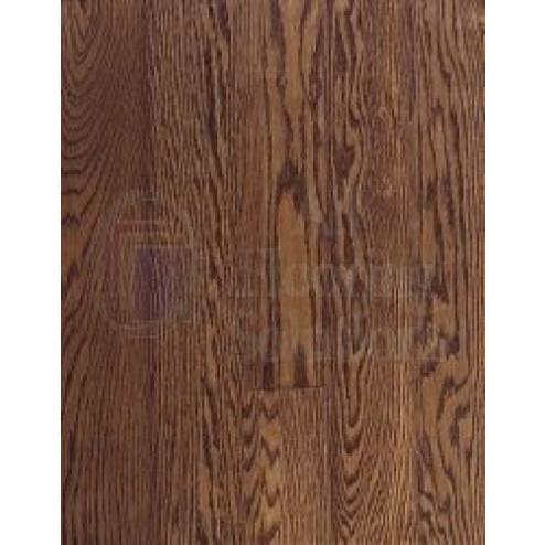 """Bruce Westchester Plank WHite Oak Saddle Solid Traditional Finish 3 1/4"""" (Hardwood"""