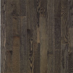 """Armstrong Somerse Solid Strip Oak Silver Oak Solid Traditional Finish 2 1/4"""""""