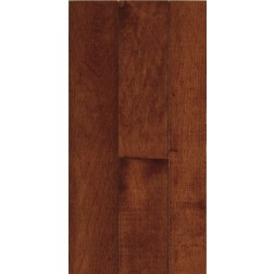 """Armstrong Sugar Creek Solid Strip Maple Cherry Solid Traditional Finish 3 1/4"""" ( discountinued )"""