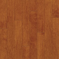 """Armstrong Sugar Creek Solid Strip Maple Cinnamon Solid Traditional Finish 3 1/4"""""""