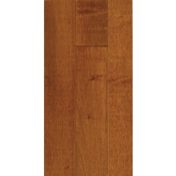 """Armstrong Sugar Creek Solid Strip Maple Cinnamon Solid Traditional Finish 2 1/4"""""""