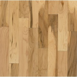 """Armstrong Sugar Creek Solid Strip Maple Country Natural Solid Traditional Finish 3 1/4"""""""