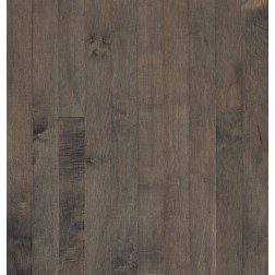 """Armstrong Sugar Creek Solid Strip Maple Pewter Solid Traditional Finish 3 1/4"""""""