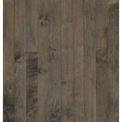 """Armstrong Sugar Creek Solid Strip Maple Pewter Solid Traditional Finish 2 1/4"""""""