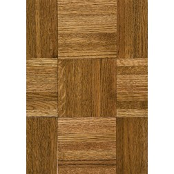 """Armstrong Urethane Parquet Oak Tawny Spice Solid Traditional Finish 12"""""""