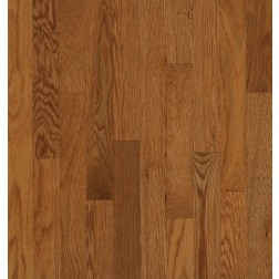 """Armstrong Yorkshire Plank Oak Auburn Solid Traditional Finish 2 1/4"""""""