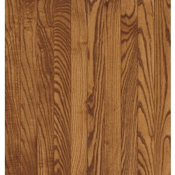 """Armstrong Yorkshire Plank Oak Auburn Solid Traditional Finish 3 1/4"""""""