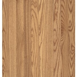 """Armstrong Yorkshire Plank Oak Natural Solid Traditional Finish 3 1/4"""""""