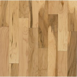 """Bruce Westmoreland Plank Maple Country Natural Solid Traditional Finish 3 1/4"""""""