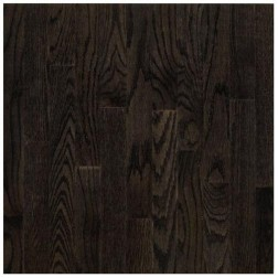 """Bruce Westchester Plank WHite Oak Espresso Solid Traditional Finish 3 1/4"""""""