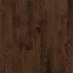 "Bruce Westchester Plank WHite Oak Mocha Solid Traditional Finish 3 1/4"""