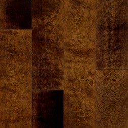 Bruce Turlington Signature Series Yellow Birch Glazed Ginger Engineered Traditional Finish 5""