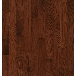 """Bruce Waltham Plank White Oak Kenya Solid Traditional Finish 3 1/4"""""""