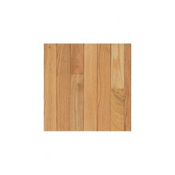 """Bruce Waltham Plank White Oak Natural Solid Traditional Finish 3 1/4"""""""