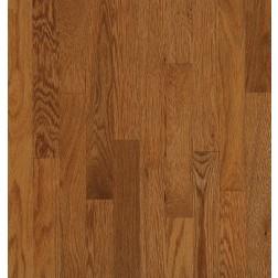 "Bruce Waltham Strip WHite Oak Gunstock Solid Traditional Finish 2 1/4"""