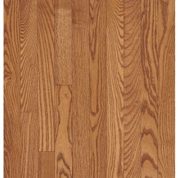 """Bruce Westchester Plank WHite Oak Butterscotch Solid Traditional Finish 3 1/4"""""""