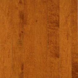 """Bruce Westmoreland Strip Maple Country Cinnamon Solid Traditional Finish 2 1/4"""""""