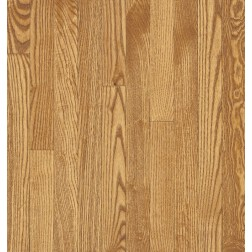 """Armstrong Yorkshire Plank Oak Sahara Solid Traditional Finish 2 1/4"""""""
