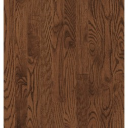 """Armstrong Yorkshire Plank Oak Umber Solid Traditional Finish 2 1/4"""""""