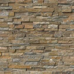 M S International - Natural Stone Ledgers Canyon Creek Panel Split Face 6 X 24 Ledgers