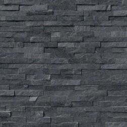 "M S International - Natural Stone Ledgers Coal Canyon ""L"" Corner Split Face 6 X 18 Ledgers"