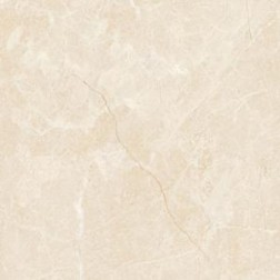 Porcemall Kronenhahn - Emma Beige Crema Marfil Look Polished Rectified Porcelain Tile 32x32