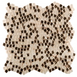 Emser Decoratives Charm Magnet Mosaic 12x12