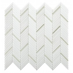 Emser Decoratives Pivot Bend Mosaic On 11x12