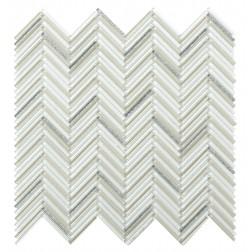 Emser Decoratives Pivot Curve Mosaic On 11x12