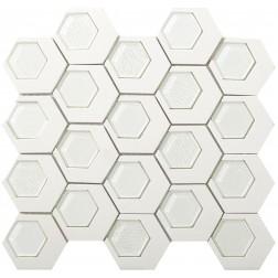 Emser STONE Catalyst Garnet Mosaic 13x14