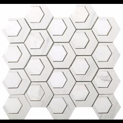Emser STONE Catalyst Hydrogen Mosaic 13x14