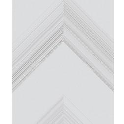 Emser Tile Vertigo Gray Chevron 10x30
