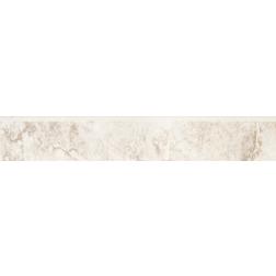 General Ceramic Tile - Petra Gris Floor Bullnose 3x13.25
