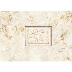 General Ceramic Tile - Petra Marfi Andrea Insert  8x12
