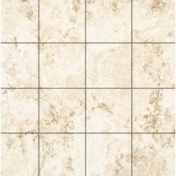 General Ceramic Tile - Petra Marfil 1.7/8x1.7/8 Mosaic Sheet  11 5/8x11 5/8