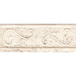General Ceramic Tile - Petra Marfil Andrea Listello 2.75x8