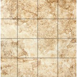 General Ceramic Tile - Petra Noce 1.7/8x1.7/8 Mosaic Sheet  11 5/8x11 5/8