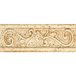 General Ceramic Tile - Petra Noce Andrea Listello 2.75x8