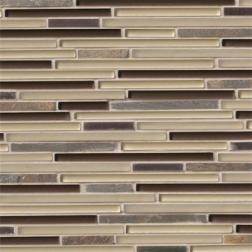 M S International - Mosaics Windsor Canyon Interlocking Pattern Mosaics