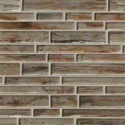 M S International - Mosaics Zirconia Interlocking Pattern Mosaics