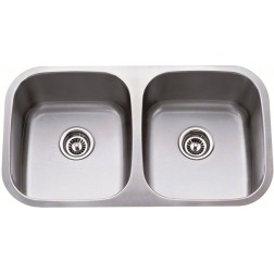 M S International - Sinks Double Bowl 18 Misc. Sinks