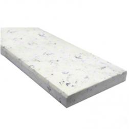 M S International - Thresholds And Sills Engineered White 2  X  36 Thresholds And Sills