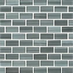 M S International - Mosaics Winter Grey 1 X 2 Mosaics