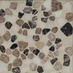 M S International - Natural Stone Pebles Mix Marble Pebbles Tumbled Tumbled Pattern Pebles