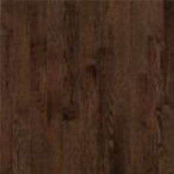 Bruce Waltham Strip WHite Oak Mocha Solid Traditional Finish 2 1/4""