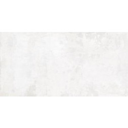 Porcemall Kronenhahn - Native White Cement Look Rectified Porcelain Tile 24x48