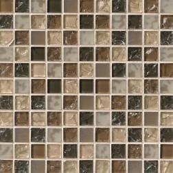 M S International - Mosaics Pacific Dunes 1 X 1 Mosaics