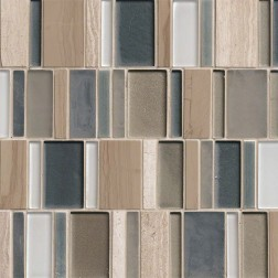 M S International - Mosaics Paradise Bay Pattern Mosaics