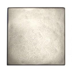 M S International - Mosaics Pewter (SILVER) Metal Insert 4 X 4 Mosaics